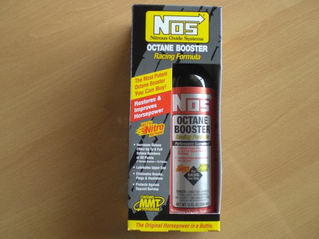 10 NOS オクタンブースタ レーシングフォーミュラー