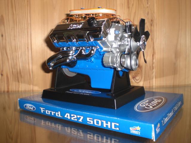 19 Ford:427SOHC リバティーモデルエンジン