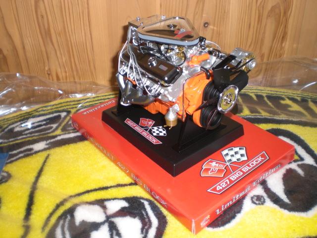 20 Chevrolet:Big Block427 リバティーモデルエンジン